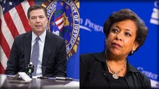 Download JAMES COMEY KNOWS A NASTY SECRET ABOUT LORETTA LYNCH…NOW ITS OUT Video