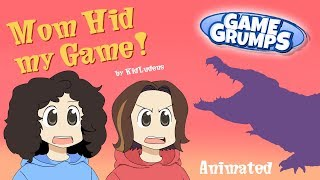 Download Game Grumps Animated - Mom Hid My Game Video