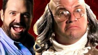 Download Billy Mays vs Ben Franklin. Epic Rap Battles of History Video