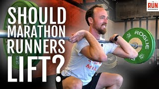 Download Should Marathon Runners Lift Weights | Part 1 Video