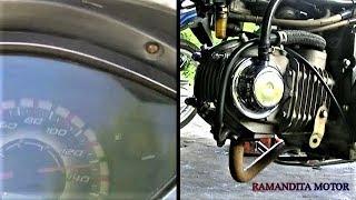 Download Tes speed ,kecepatan supra 125 bore up 58mm [beserta spesifikasi] Video