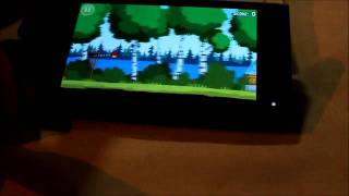 Download Nokia N9 - Angry Birds Magic NFC - N9FanClub Video