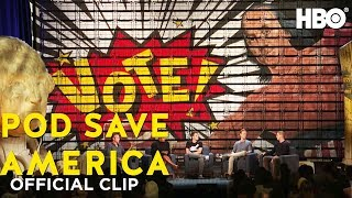 Download We Have to Get Back to Civility?   Pod Save America   HBO Video