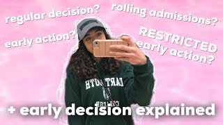 Download Why I Only Applied to 1 College (...seriously) Video