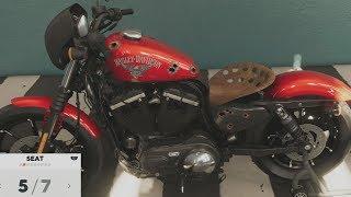 Download Harley Davidson Iron 883 Customization The Crew 2 BETA Video