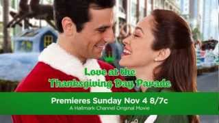 Download Hallmark Channel - Love At The Thanksgiving Day Parade - Premiere Promo Video