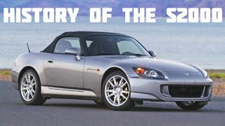 Download The History of the Honda S2000 Video
