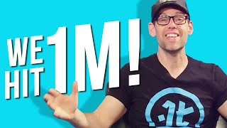 Download We JUST Hit 1 Million Subscribers!! Video