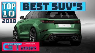 Download 2018 TOP 10 BEST SUV's BY DESIGN Video