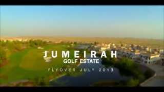 Download Jumeirah Golf Estates Flyover - Dubai Video