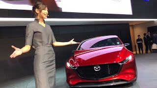 Download 2017/10/27 TOKYO MOTOR SHOW: MAZDA Booth's Stage Video