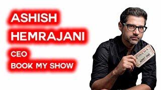 Download Ashish Hemrajani, CEO, Bookmyshow at Tech Sparks 2016 Video