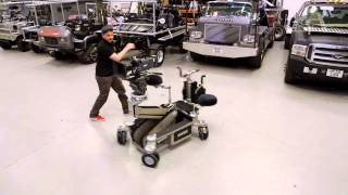 Download Film & Video Grip Equipment: The Hybrid 4 Camera Dolly at Chapman UK Video