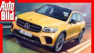 Download Zukunftsaussicht: Mercedes GLB (2019) Details / Erklärung Video