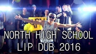 Download NORTH HIGH SCHOOL LIP DUB 2016 Video