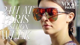 Download A Day in the Life of Kendall Jenner at Chanel during Fashion Week | VOGUE PARIS Video
