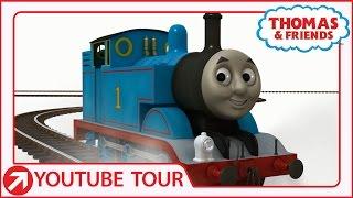 Download Thomas Leaves Sodor! | YouTube World Tour | Thomas & Friends Video