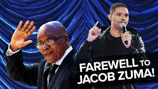 Download Bidding Farewell To Jacob Zuma! - TREVOR NOAH (compilation from over the years) Video