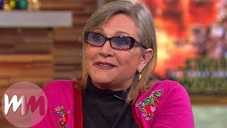 Download Top 5 Hilarious Carrie Fisher Moments Video