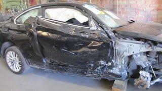 Download BMW 2 Body repair. Ремонт кузова. Video