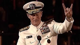 Download Admiral McRaven Leaves the Audience SPEECHLESS | One of the Best Motivational Speeches Video