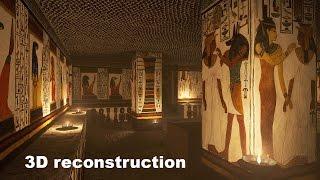 Download The tomb of Nefertari Video