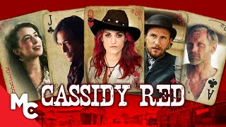 Download Cassidy Red | 2017 Action Adventure | Abby Eiland | David Thomas Jenkins Video