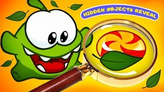 Download Om nom - Cut the rope - all episodes (1-7) Find The Hidden Object Season 5 - Kedoo ToonsTV Video