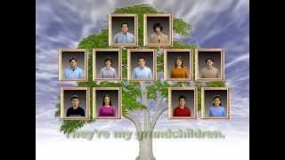 Download Lesson Family tree This is my familyBasic, Basic Vocabulary Video