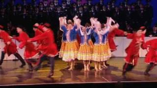 Download Les Choeurs de l'Armée Rouge - The Cossacks Dance (Danse des Cosaques) Video