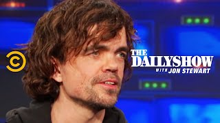 Download The Daily Show - Peter Dinklage Video