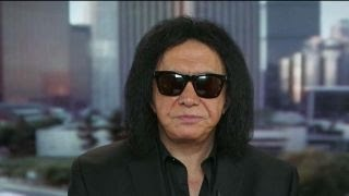 Download KISS front man Gene Simmons: Celebrities should shut their pie holes Video