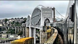 "Download BRITAIN'S BEST TRAIN: The GWR Pullman service ""Royal Duchy"" - London to Cornwall Video"
