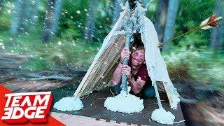 Download Shelter Building Battle!   Survive the Elements!! Video