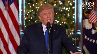 Download 'Now We Are Just Days Away': Trump Promises Tax Cuts Will Help Middle Income Families Video