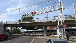 Download SACRT 311 Light Rail Outbound, 19th St. Railroad Crossing, Sacramento CA [Malfunction At End] Video