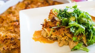 Download How to Make Leftover Turkey Tetrazzini as Prepared by the Flying Rhino Cafe Video