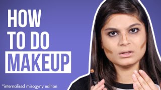 Download How To Do Makeup Ft. Srishti   BuzzFeed India Video