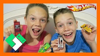 Download HOT WHEELS FAMILY BATTLE! (Day 1613) Video