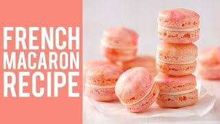 Download How to Make French Macarons Video