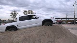 Download 2016 Toyota Tacoma TRD Off-Road ″Crawl Control″ Demonstration Video
