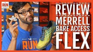 Download Shoe Review | Merrell Bare Access Flex Video
