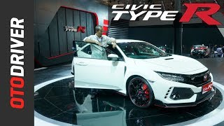Download Honda Civic Type R 2017 Indonesia | First Impression | OtoDriver | Supported by GIIAS 2017 Video