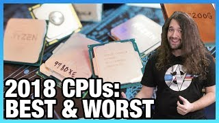 Download Awards: Best CPUs of 2018 (Gaming, Production, & Disappointment) Video