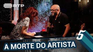 Download ″A Morte do Artista″ c/ Ana Markl e Fernando Rocha | 5 Para a Meia-Noite | RTP Video