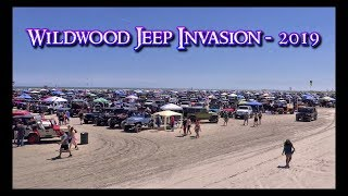 Download Wildwood Jeep Invasion 2019 - MASSIVE Turnout! Video