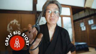Download Making $35,000 Bonsai Scissors Video