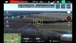 Download DJI Inspire 2 Range Test Video