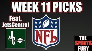 Download NFL Week 11 Picks Video
