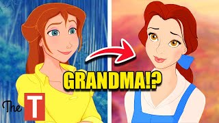 Download 10 Disney Movie Characters Who Are Related You Never Knew About Video